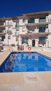 Photo for This apartment is in the center of the village and has a south facing balcony