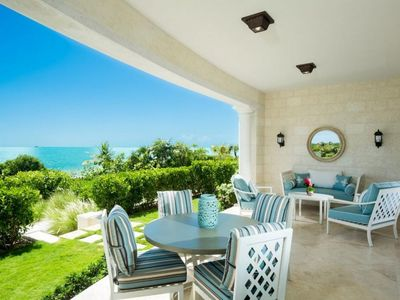Photo for Stunning New One bedroom Ocean View Suite at The Shore Club on Long Bay Beach