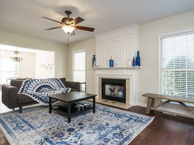 Photo for New - Centrally Located Home - Raleigh Durham Cary RDU