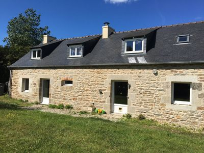 Photo for Typical Breton house near the sea