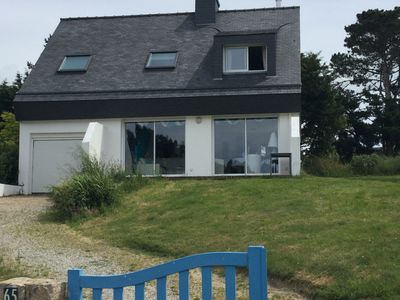 Photo for SUPERB HOUSE WITH SEA VIEW RENOVATED 4 * STARS