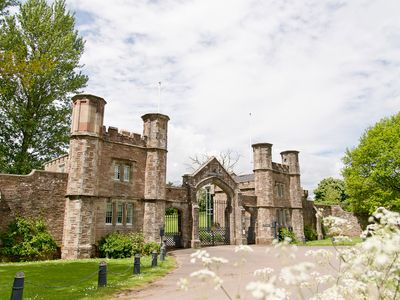 Photo for GATEHOUSE ADAM LODGE IN A STUNNING SETTING