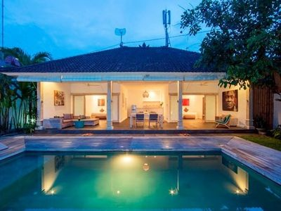 "Photo for Simple 2 Bedroom Villa Seminyak ""Oberoi"""