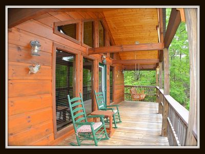 Photo for Spurling Hill Way Cabin 2830