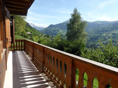 Photo for 2BR Chalet Vacation Rental in SAINT GERVAIS LES BAINS