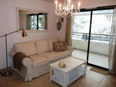 Photo for Accommodation with modern design & terrace. Close to beach and Cannes centre