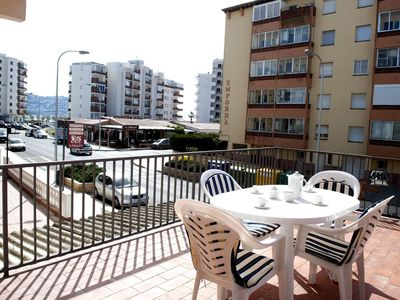 Photo for 2BR Apartment Vacation Rental in Roses, Girona