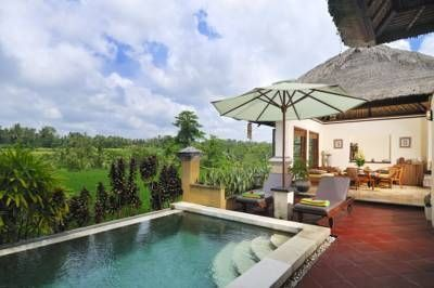 Photo for romantic 1bedroom pool villa ubud