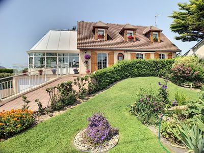 Photo for Maison St. Jacques.  A wonderful property,  Just a minutes walk to the beach !