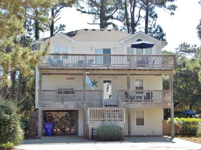 Photo for Summer Rates Discounted $500 / Wonderful 6BR Home with Pool in Corolla Light