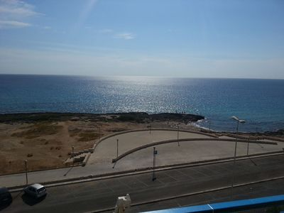 Photo for Apartment with sea view - Gallipoli Vista Panoramica