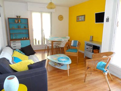Photo for LA ROSERAIE - 3 rooms - Capacity 6 people