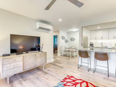 Photo for Beautifully remodeled oceanfront home w/ a full kitchen, lanai, & shared pool