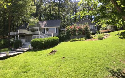 Photo for Spacious Lake Martin Getaway;  Perfect for Large Families and Gameday Weekends