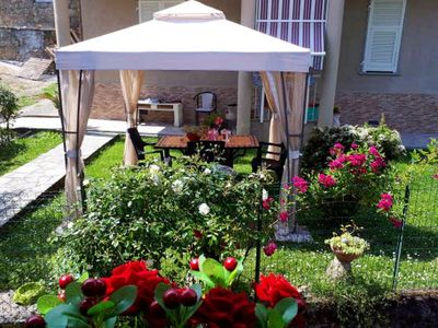Photo for Homerez last minute deal - Apartment in Arzagiola, Beverino