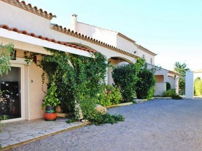 Photo for Terraced house, Magalas  in Hérault - 4 persons, 2 bedrooms