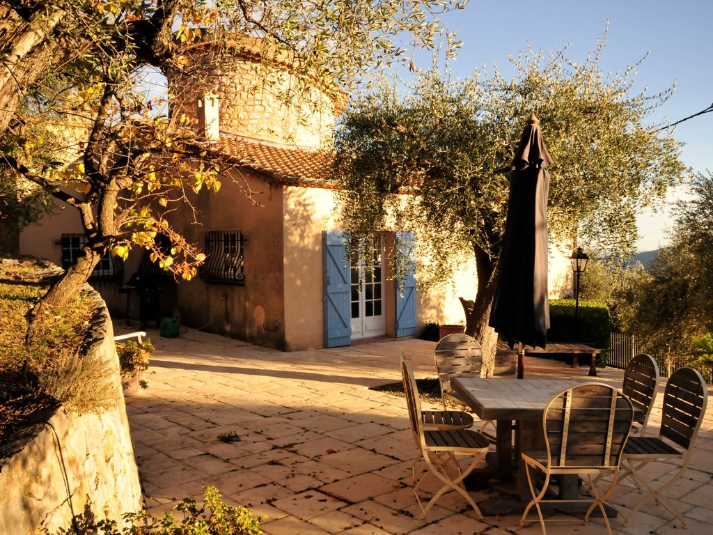 Charming 3 bed house with olive grove garden, terraces and free ...