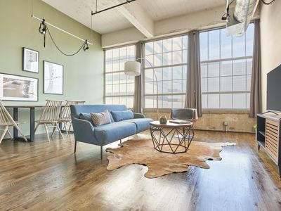 Photo for Sonder | The Hogg Palace | Airy 1BR + Parking