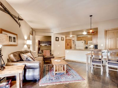 Photo for Walk To Lifts, Center Village, Sleeps 7, Jr 2 Bedroom Penthouse Condo