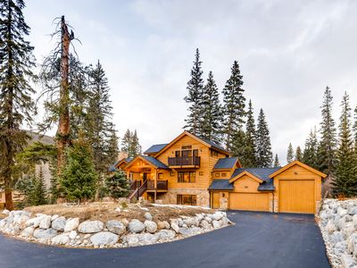Photo for 5BR/5.5BA w/ Hot Tub, Game Room, Home Theater & Fitness Center - Near Slopes