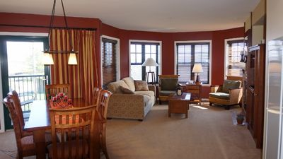 The Appalachian Largest 1Bedroom unit in the Condo/Hotel