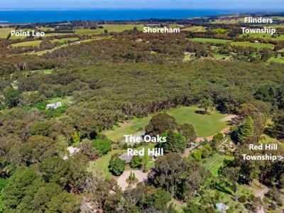 Photo for The Oaks Stunning Red Hill Country and Coastal Home 15 Acres, Wineries, Beaches