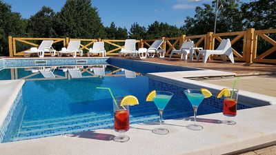 Photo for Family friendly house with a swimming pool Ogulin (Karlovac) - 15204