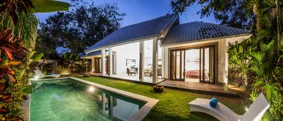 Photo for Villa 2 Bedrooms, 2 Bathrooms and Private Pool 15min from Seminyak