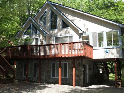 Photo for Get back to nature as you relax in the Poconos