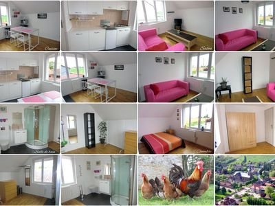 Photo for Quiet, Bright Apartment in the Weppes