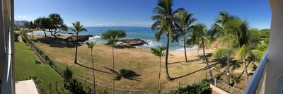 Photo for Oceanfront Makaha Surfside  Amazing Sunsets!