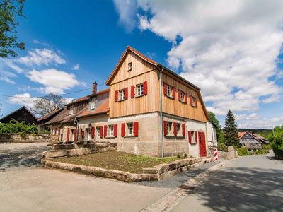 Photo for Topmodern in old walls. Exclusive living in Franconian gem
