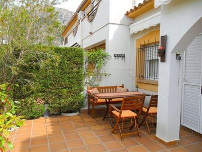 Photo for L Estartit: HOUSE WITH GARDEN AND POOL. A 300 MTS. PLAYA. REGISTRATION HUTG 016,836