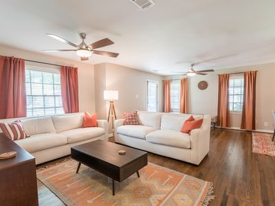 Photo for Beautifully Furnished home, Conveniently located near TCU!