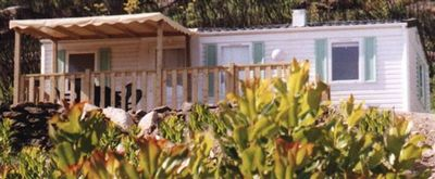 Photo for Rent your mobil home in Corsica : Desert des Agriates