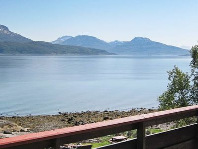 Photo for Vacation home Troms in Hamnvik - 6 persons, 3 bedrooms