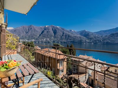 Photo for Romantic place for your unforgettable holidays on Lake Como