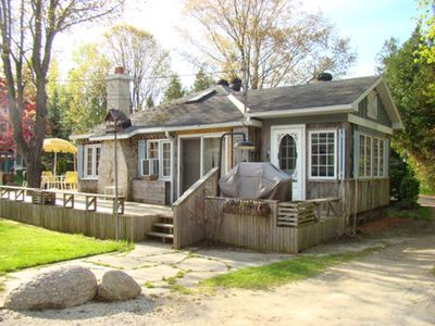 Photo for This Lovely Country Cottage is just steps away from Sauble Beach.