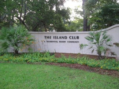 Welcome to the  Island club