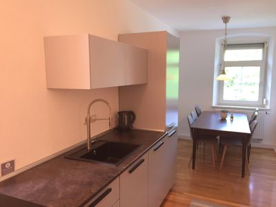 Photo for Apartment on 100 square meters in Amberg for up to 12 people with a garden