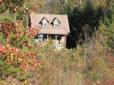 Photo For 2BR Cabin Vacation Rental In Sequatchie, Tennessee
