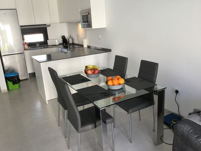 Photo for Luxurious modern apartment, direct access to pool, just minutes from the beach