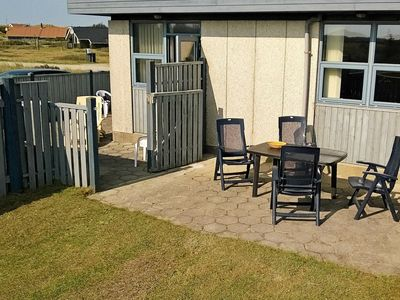 Photo for Spacious Holiday Home in Hvide Sande with Whirlpool
