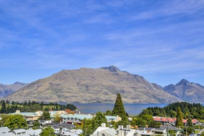 Enjoy Queenstown's famous views from every living space.