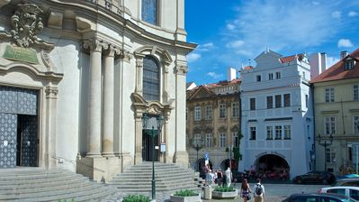 Photo for Spacious 3 Bedroom Family Apartment Between Prague Castle And Charles Bridge