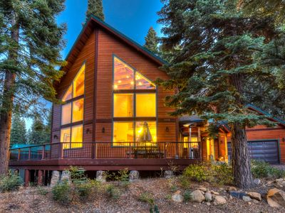 Photo for High End Tahoe Donner Home, HOA & More!