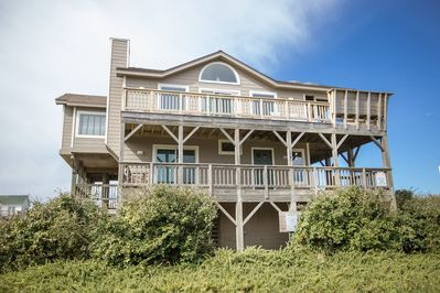 Corolla Nc Semi Oceanfront Steps To