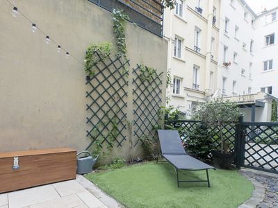 Photo for Beautiful apartment with terrace near Bastille