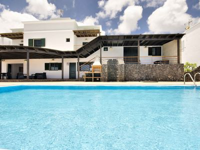Photo for Adelina - Villa for 8 people in Punta Mujeres