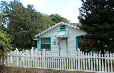 Photo for Turtle Cove Cottage,  Nice Quiet Neighborhood, Dog Friendly, Near the Beach